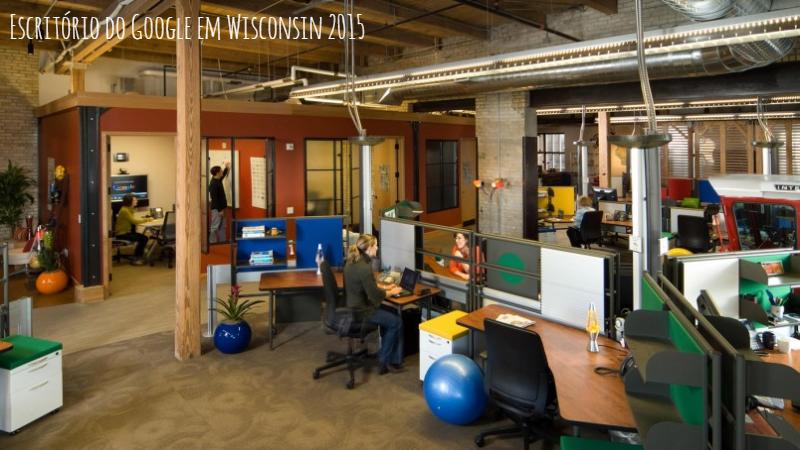 Liderança na Empresa - Escritório do Google