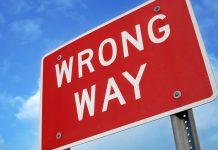 Porque Insistimos em Trilhar Caminhos Errados