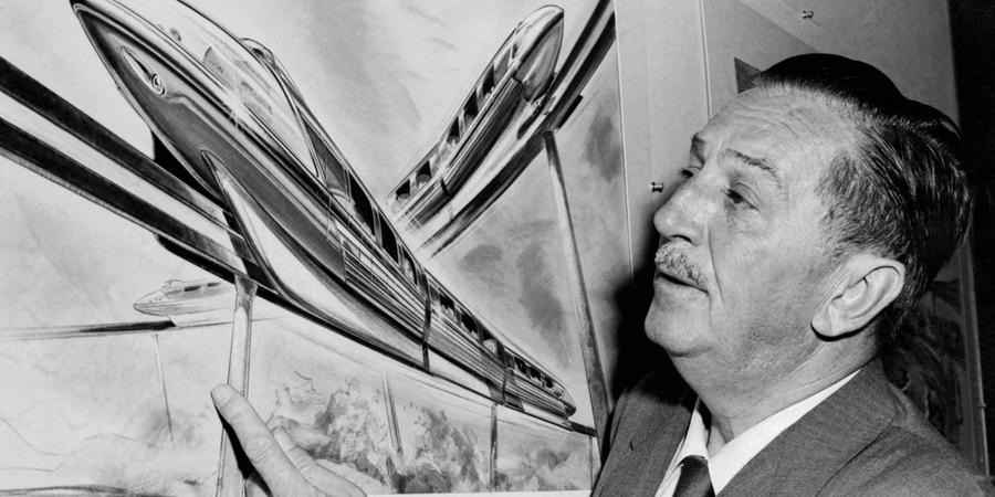 Walt Disney - A curiosidade nos mantém desbravando novos caminhos