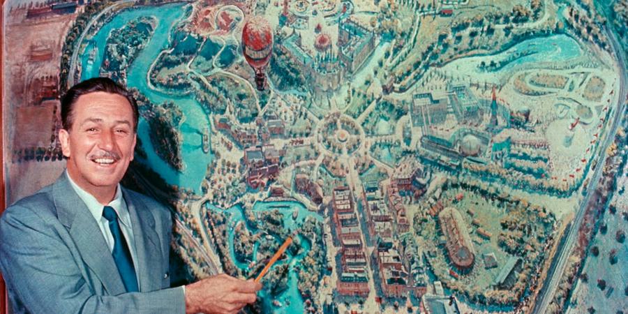 Walt Disney - Minha missão em vida é fazer as pessoas felizes