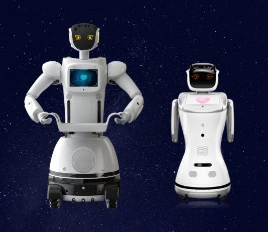 Robôs de Serviço Chegam ao Varejo Brasileiro