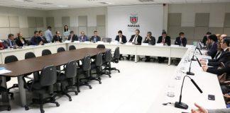 Paraná Fecha Acordo de Cooperação Com Valência em Projeto Europeu